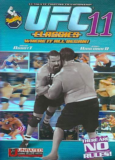 UFC 11:PROVING GROUND BY COLEMAN,MARK (DVD)